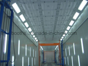 Ce Approved 15m Spray Paint Booth with Factory Price pictures & photos