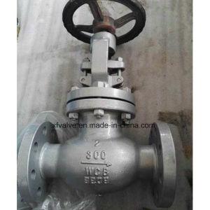 150lb 300lb 600lb Cast Carbon Steel Wcb Flange Gate Valve pictures & photos