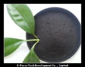Humic Acid Granule Providing Rich Micro Nutrients for Crops pictures & photos