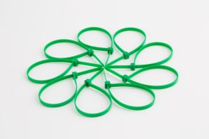 Cable Ties, Made of Nylon 66, Customized Colors Are Accepted pictures & photos