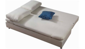 Modern Fabric Funcional Sofa Bed with Storage pictures & photos