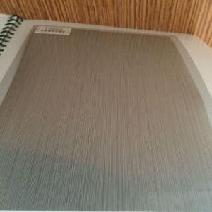 VCM Hairline Galvanized Steel Sheet for Refrigerator pictures & photos