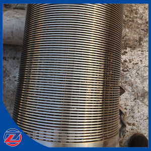 Stainless Steel Johnson Type Wire Wound Screen  /Borehole Screen pictures & photos