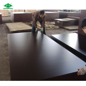 Cheap Price 18mm Construction Plywood/ Lowest Price Marine Plywood pictures & photos
