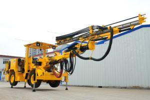 Single Boom Underground Hydraulic Drilling Jumbo pictures & photos