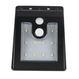 Hot Sale Solar Wall Pack Light LED with IP65 pictures & photos