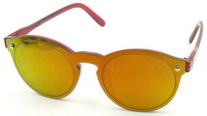 Fnp162217 New Design Quality Sunglasses with Integrated Lens Sun Glasses pictures & photos