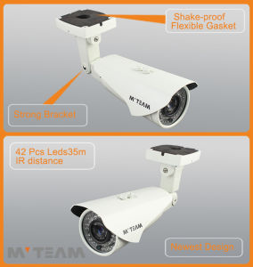 Shenzhen Factory 4CH Waterproof Outdoor DVR with P2p Remote View (MVT-KAH04) pictures & photos