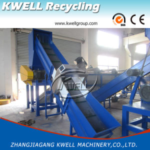 Agriculture Film Crushing and Washing Machine/Film Bag Recycling Machine pictures & photos