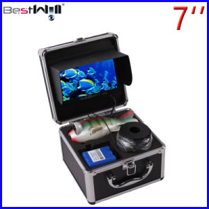 Underwater Camera with 7′′ Screen 20m to 100m Cable 7j3 pictures & photos