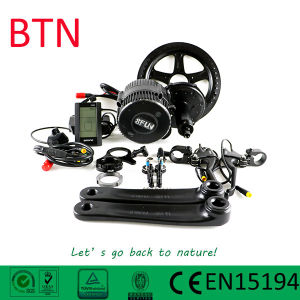 BBS02 48V 750W MID Drive Motor Kit for Ebike pictures & photos