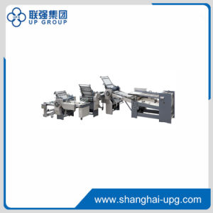 Zys670-Rd Buckle Folding Machine pictures & photos