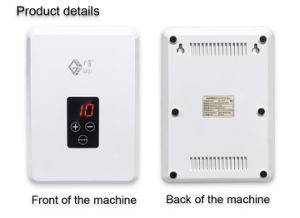 Domesntic Ozonizer Food Sterilizer Ozone Disinfection for Fruit Washer pictures & photos