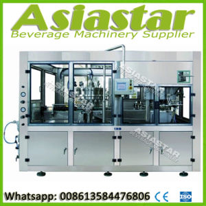 Customized Automatic Beer Liquid Canning Filling Equipment pictures & photos