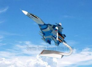 Su-30 Scale Plastic Airplane Plane Model for Sale pictures & photos