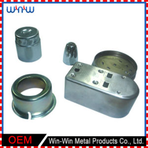 Custom Precision Fabrication Product Deep Drawn Metal Stamping Parts pictures & photos