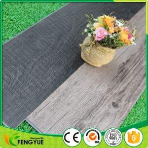 American Hot Sale Luxury Vinyl Beautiful PVC Interlocking Floor pictures & photos