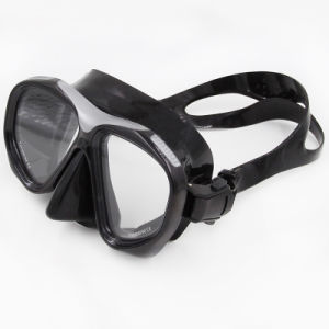 2016 Latest Newest Black Silicone Best Dive Mask (MK-201) pictures & photos