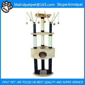New Style Fashion Design Factory Eco-Friendly Indoor Cat Tree pictures & photos