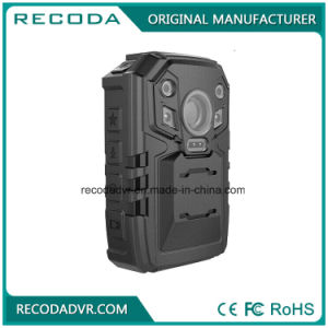 Full HD 1296p Plice Body Camera with 4G GPS for Live View Tracking Two Way Talking pictures & photos