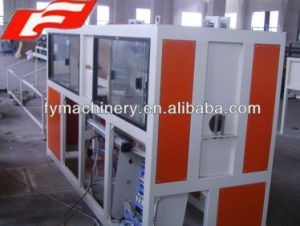 Plastic PPR Pipe Water Supply Pipe Making Machine pictures & photos