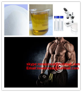 Pharmaceutical Raw Materials Powder Good Quantity 99% Drostanolone Enanthate CAS: 472-61-145 pictures & photos