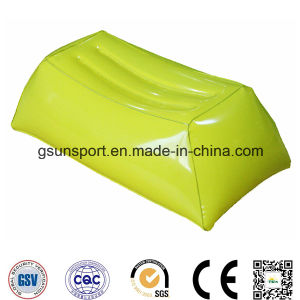 PVC Inflatable Pillow for Waist Pillow Waist Support Pillow