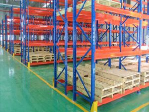 Factory Steel Q235 Heavy Duty Warehouse Rack pictures & photos