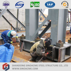 Sinoacme High Rise Heavy Steel Structure Industrial Plant pictures & photos