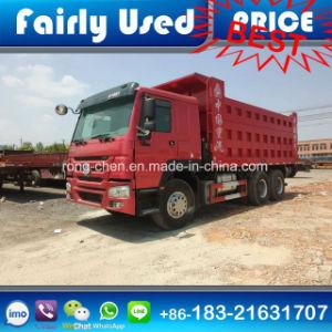 Used Sinotruk HOWO Tipper Truck of 6X4 HOWO Dump Truck