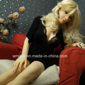 Professional Supplier Realistic Full Body Solid Silicone Sex Doll pictures & photos