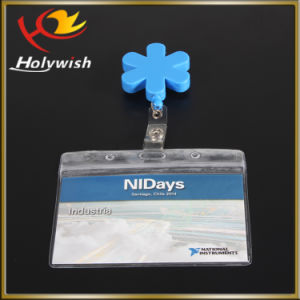 High Quality Retractable Badge Holder for Cardholder Pull Key Reel