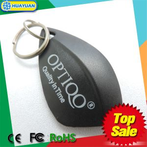 Logo printing MIFARE Classic 1K Sailboat RFID Key Fob tag pictures & photos