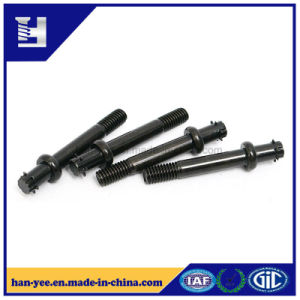 Shaped Steel Black Zinc Plated Bolt pictures & photos
