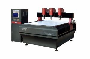 Competitive Jk-1315D Rolling Ball Screw Advertising Engraver CNC Router pictures & photos