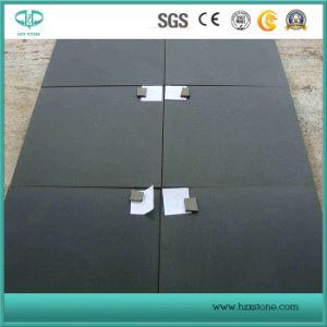 Dark/Light Honed Hainan Basalt Paving Stone/Covering/Flooring/Paving/Tiles/Slabs/Bluestone/Basalt pictures & photos