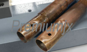 Plm-Sg80 Pipe Tube Ending Forming Machine pictures & photos