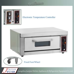 Gas/Electric Pizza Oven with Stone Base pictures & photos