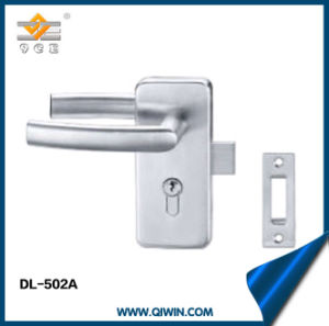 Single Door Lock with Handle pictures & photos