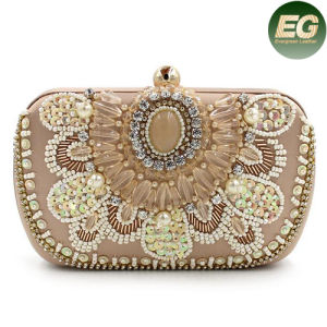 Classical Design Rhinestone Handbag New Arrival Evening Clutch Bags Eb783 pictures & photos