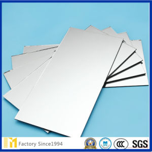 4mm Aluminum Silver Glass Mirror Manufacturer with Low Price pictures & photos