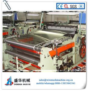 Metal Wire Mesh Weaving Machine/Wire Mesh Weaving Machine pictures & photos