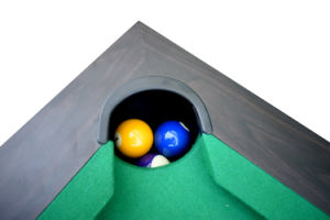 7 FT Dining Top Pool Table Btw705 pictures & photos