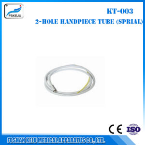 2-Hole Handpiece Tube (spiral) Kt-003 Dental Spare Parts for Dental Chair pictures & photos
