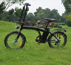 Famous Folding Electric Bike (RSEB-103) pictures & photos