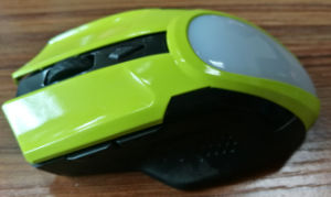 Colorful LED 6D Wired Optical Mouse Computer Gaming Mice pictures & photos