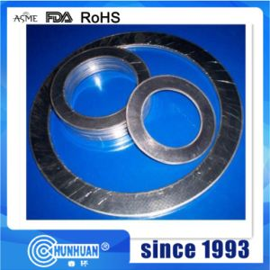 PTFE with Graphite Reinforced Gasket pictures & photos