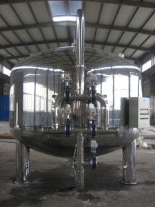 2016 Hot Sale Stainless Steel Industrial Mixing Tank pictures & photos
