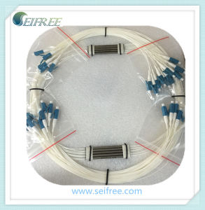 1*2 Sm Fused Optical Splitter with White Cable pictures & photos