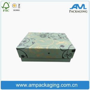2017 New Products Pandora Jewelry Boxes Custom Paper Gift Necklace Box pictures & photos